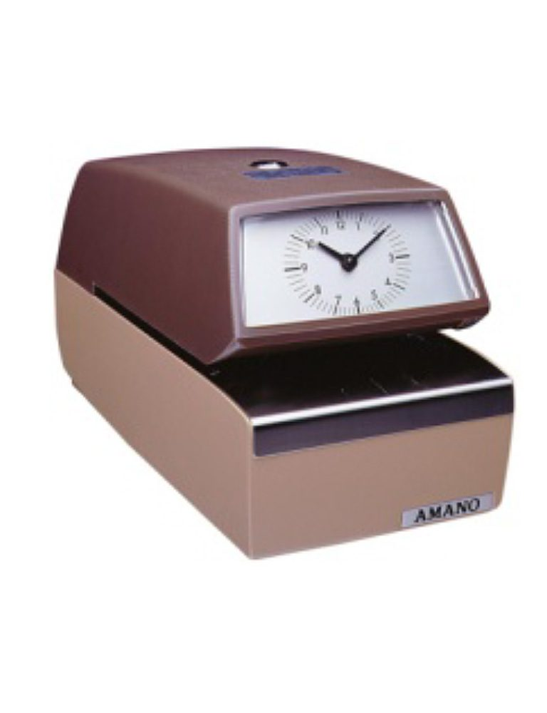 Amano Time Recorder 4740