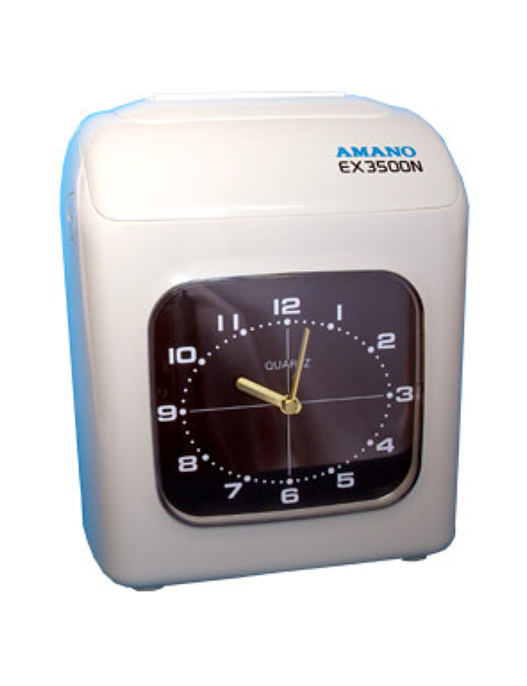 Amano Time Recorder EX3500