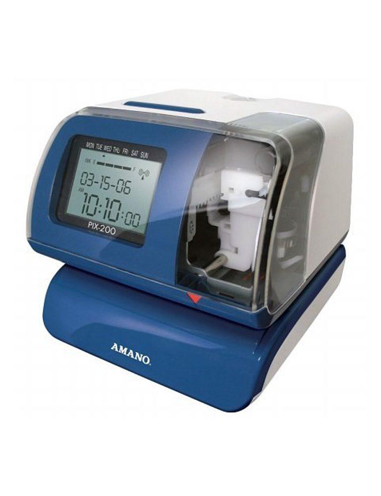Amano Time Recorder PIX200